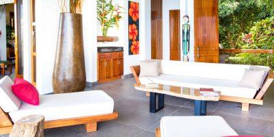 Open-air tropical living