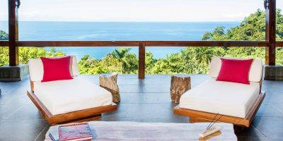 Bali-Modern furnishings